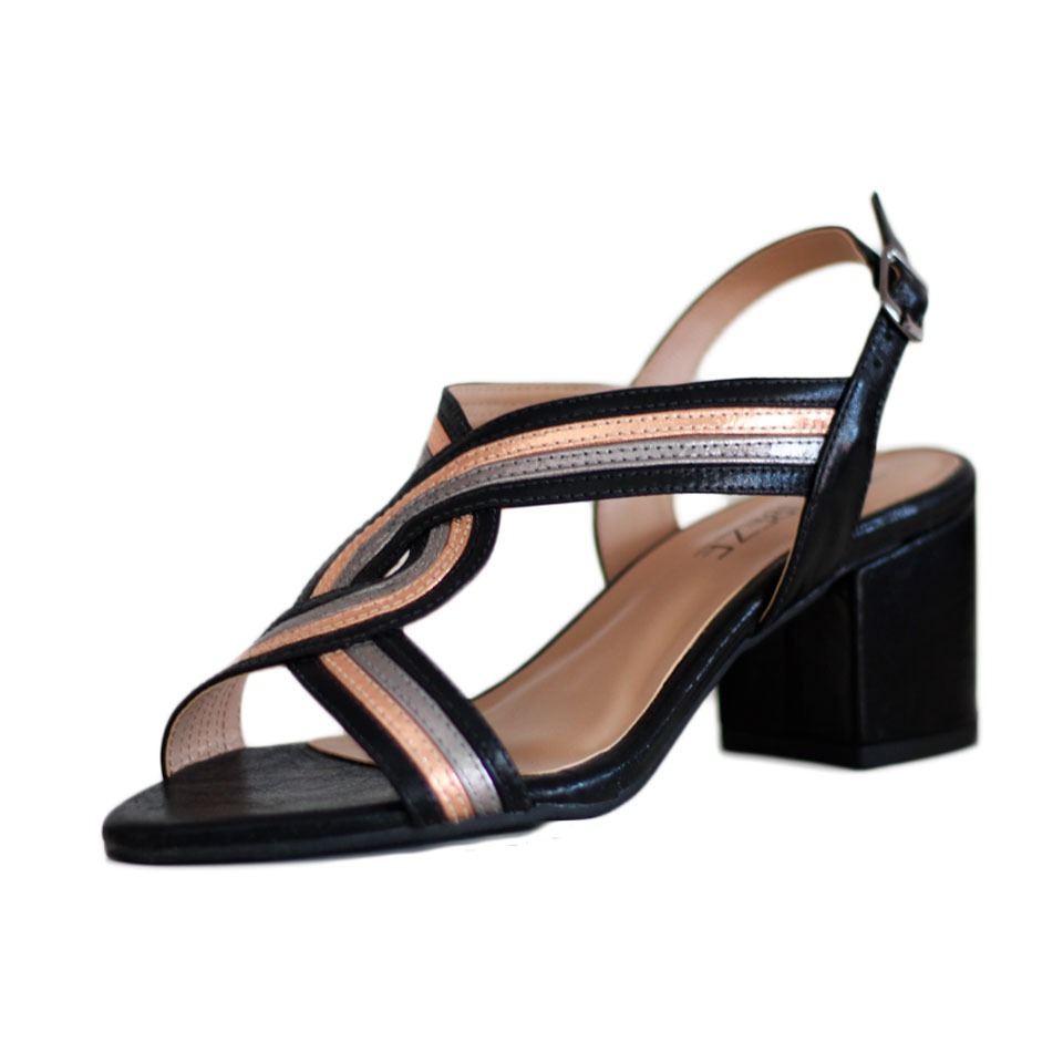 f66f480955 sandália confortável salto grosso 279 melhor valor. Carregando zoom.