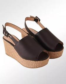 c1e8295dbe Sandalia Feminina Lia Line Dourada - Sapatos no Mercado Livre Brasil