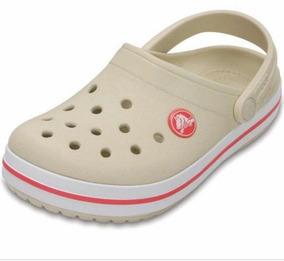 ec19eacc647a8 Crocs Crocband Infantil - Calçados, Roupas e Bolsas no Mercado Livre Brasil