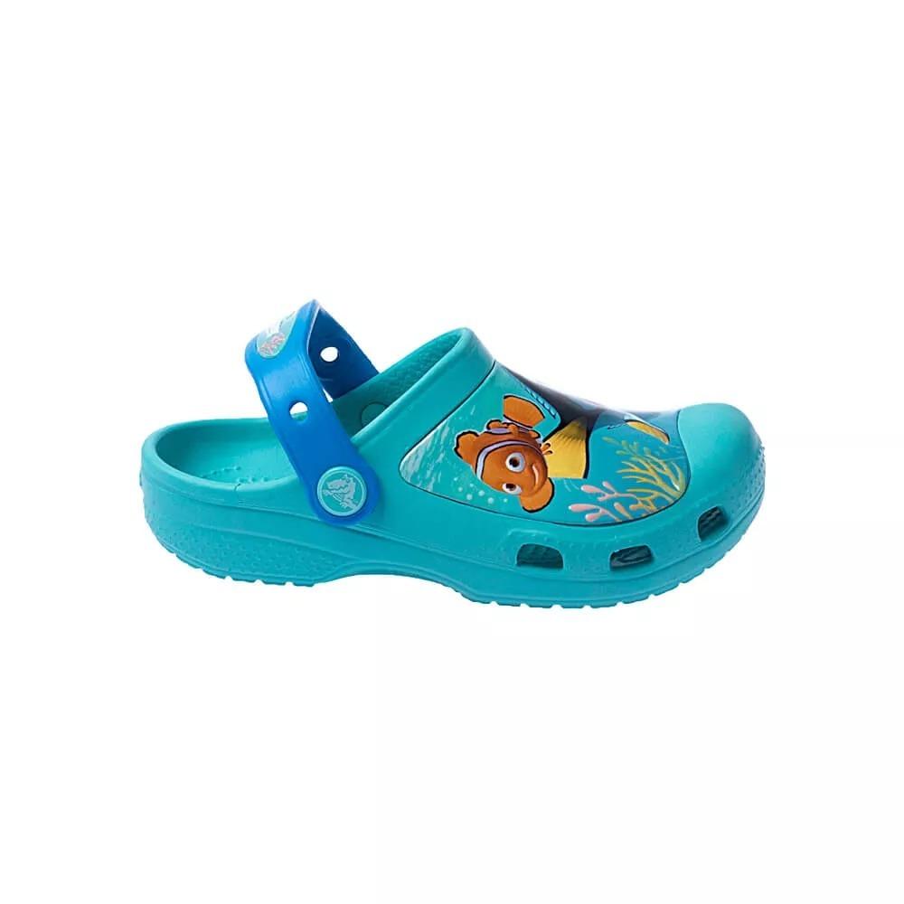 Sandalia Crocs Infantil Procurando Dory - R  79,99 em Mercado Livre bee8902460