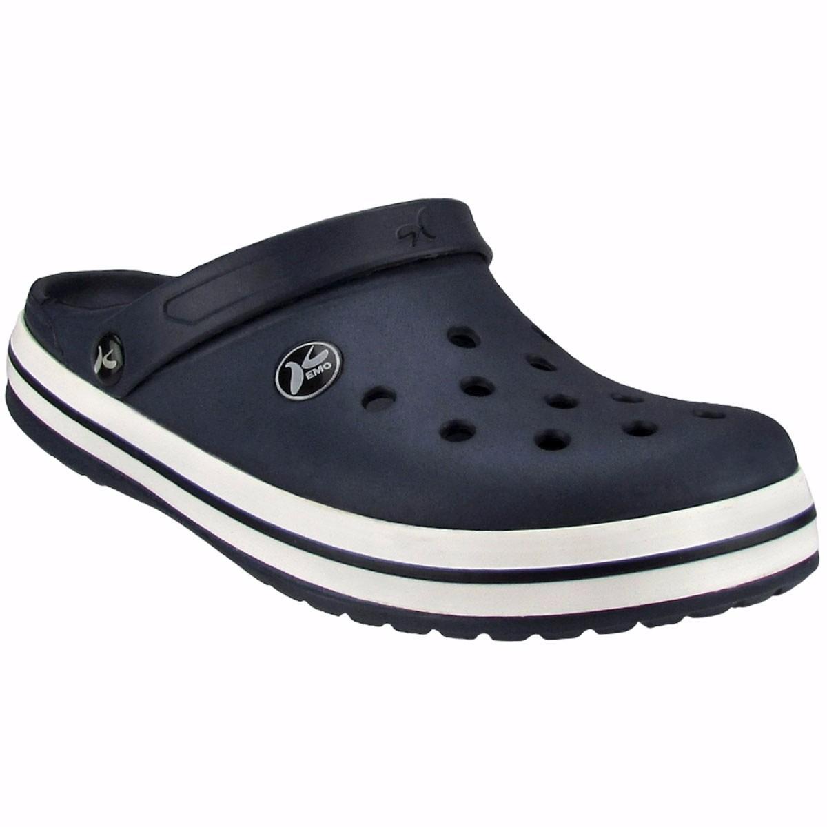 241c1de234 sandália crocs kemo preto leve confortável original unissex. Carregando  zoom.