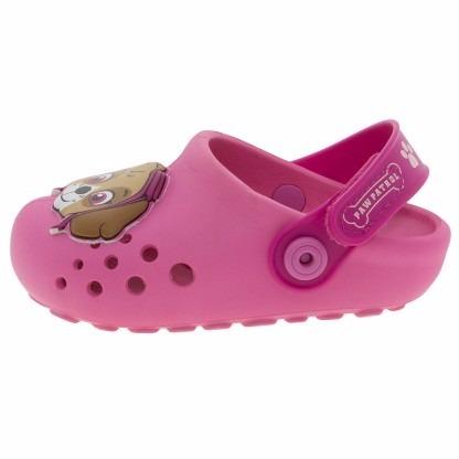 1b0c110c52 Sandalia Crocs Meninas Patrulha Canina Skye Grendene Kids - R  49