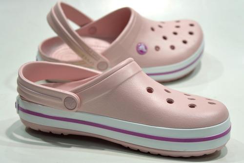 sandalia crocs mujer