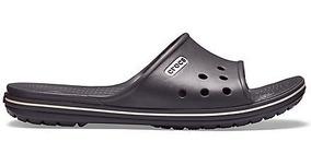 Sandalia Slide Unisex Crocband Caballero Ii Gris Crocs IgYybvf76m