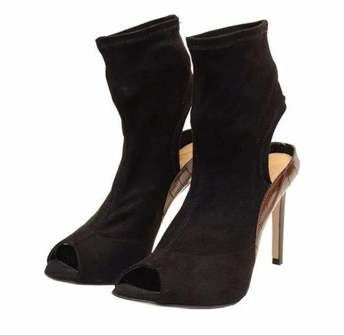 sandalia cuero capodarte mujer - 4010366 cuotas sin interes