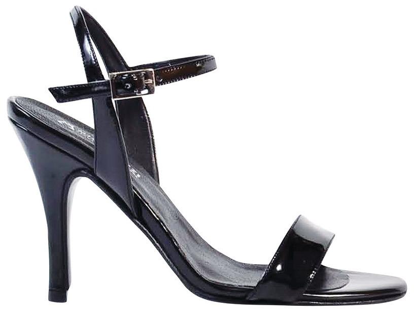 5446e1f3e86 sandalia cuero taco aguja pulsera sin plataforma micheluzzi. Cargando zoom.