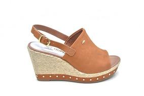 ab87521e1f Linda Sandália Kenzut Caramelo - Feminino Sandalias Dakota - Sapatos ...