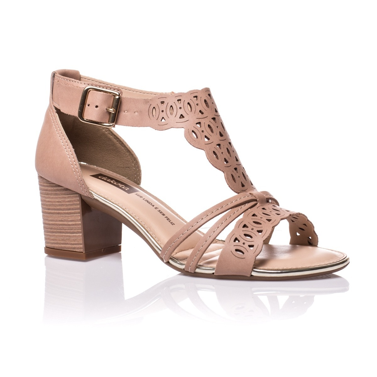 2536b97572 sandália dakota feminina taliba noz aveia passeio casual. Carregando zoom.