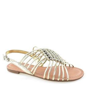 c790ca86d9 Sandalia Dakota Pedraria - Sapatos no Mercado Livre Brasil
