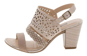 7d3906518 Sandalias Com Saltinho Dakota - Calçados, Roupas e Bolsas com o ...