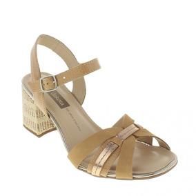 9bfb59c6d Sandalia De Salto Fino Da Feminino Sandalias Dakota - Sapatos para Feminino  Marrom claro no Mercado Livre Brasil