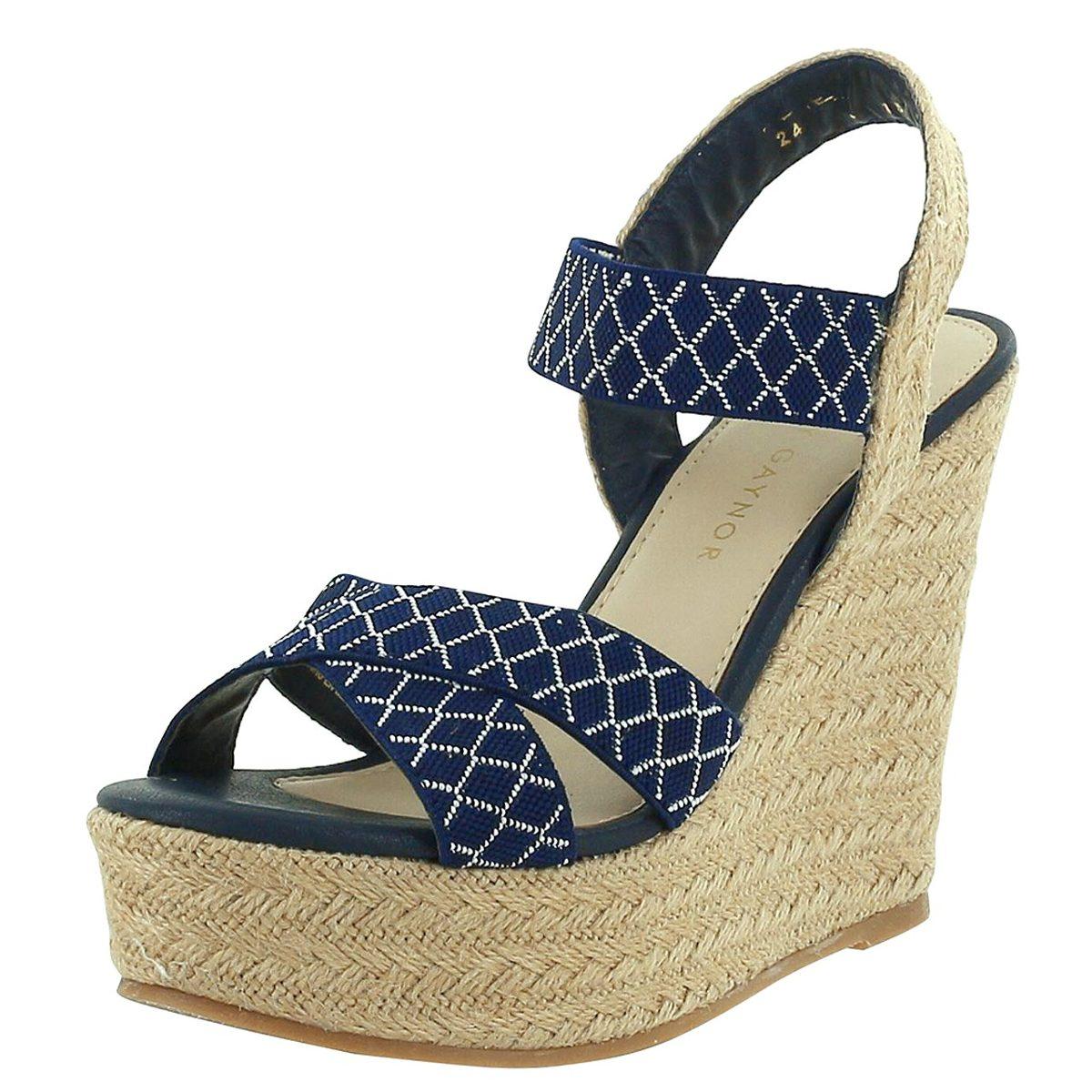 Sandalia Dama Mujer Cuña Zapato Plataforma Dorothy Gaynor -   471.00 ... c5c2d1f3926a1