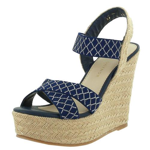 sandalia dama mujer cuña zapato plataforma dorothy gaynor
