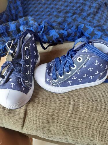 sandalia de bebe