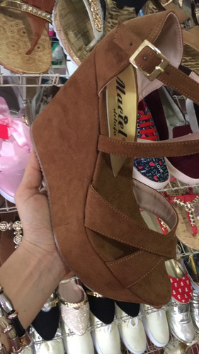 sandalia de dama colombiana moda  2017