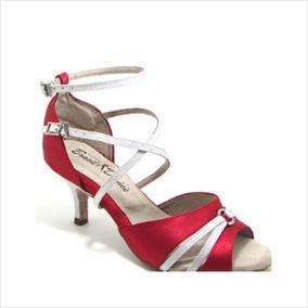 3f76d877a8 Sandalias Para Dançar Sertanejo - Sapatos Vermelho no Mercado Livre ...