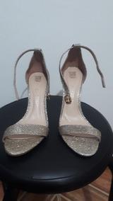 f5ca6f06f Sandalia Da Prego Dourada - Calçados, Roupas e Bolsas no Mercado Livre  Brasil