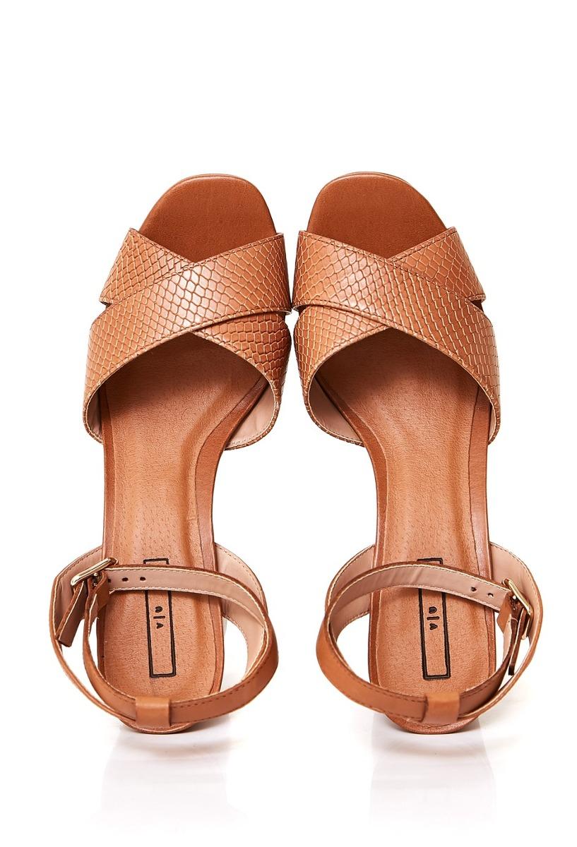1a8ea67082d sandalia de mujer via uno 17287613 cobra atanado stone camel. Cargando zoom.
