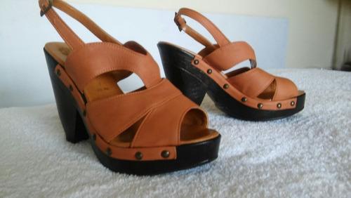 sandalia de new factory