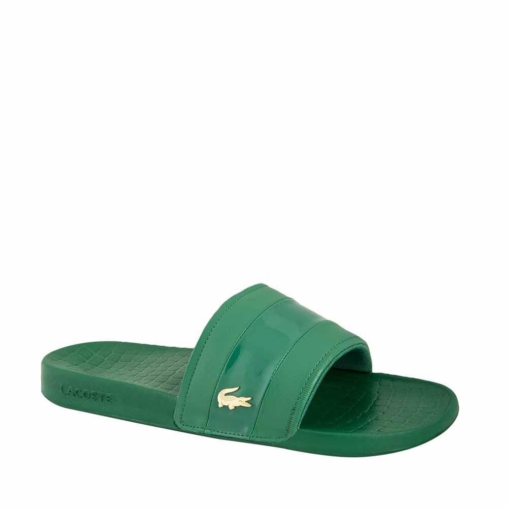 b3c2b26752b sandalia de playa hombre lacoste verde sintetico im574. Cargando zoom.