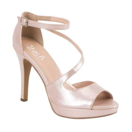 Vestir Sandalia En Yaeli 2111 Fashion De Rosa 00 Color Sp16570 uK1cTFl35J