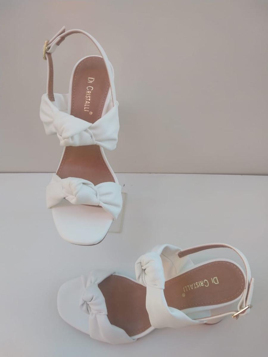 b26659853 sandália di cristalli branca lançamento verao 2019. Carregando zoom.