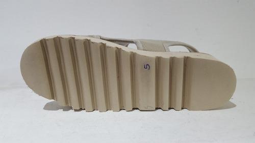 sandalia elasticos g. eva ultralivianas (35 al 41) (art 920)