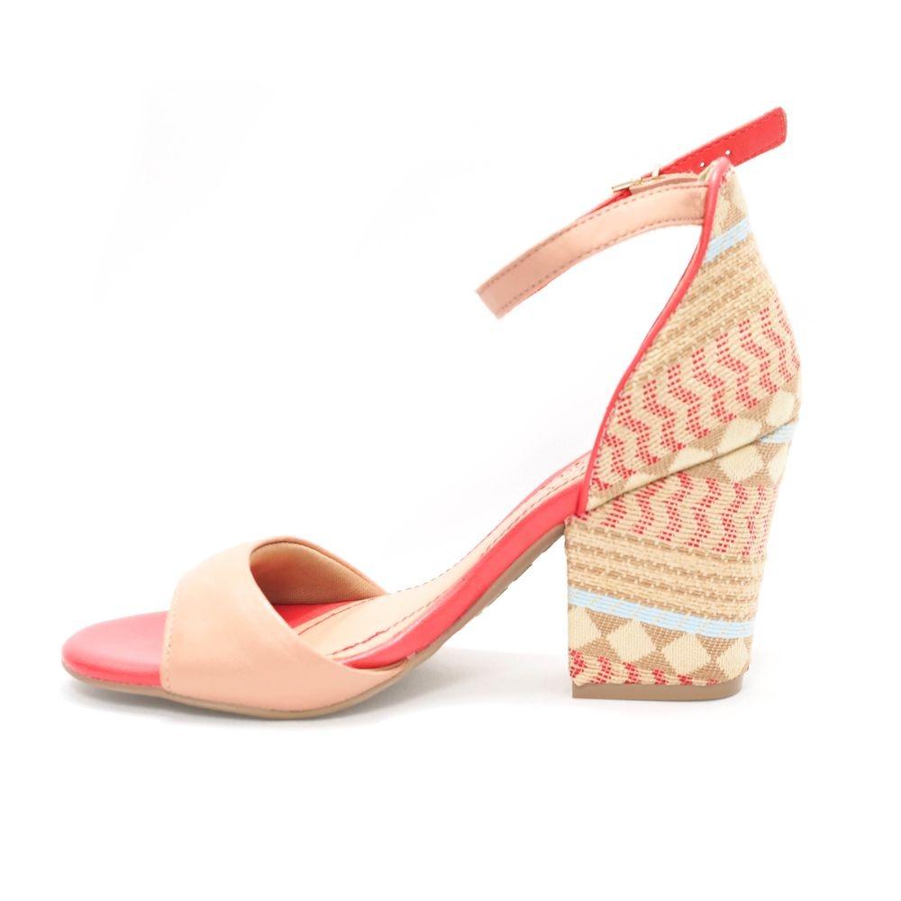 d40120767 sandália em couro feminina total comfort avelã ramarim. Carregando zoom.