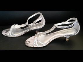 62370c44f Sapato Prata Feminino Scarpins Arezzo Sapatos - Sapatos com o Melhores  Preços no Mercado Livre Brasil