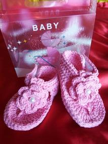 7c8033436 Sandalias Para Bebes Al Crochet - Ropa y Accesorios en Mercado Libre ...