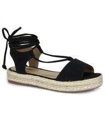 87c18940af Sandalia Anabela Espadrille Lara - Sapatos para Feminino no Mercado ...