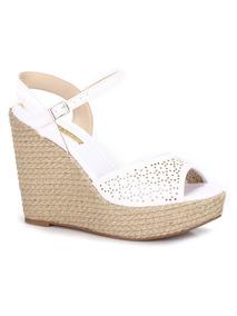 8d9e14670f Sandália Anabela Moleca Espadrille - Sapatos com o Melhores Preços ...