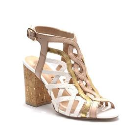 9bd35d263 Sandalia Tanara Branca - Sapatos com o Melhores Preços no Mercado Livre  Brasil