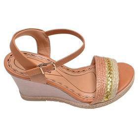 caa1a21ca Feminino Anabela Comfortflex - Calçados, Roupas e Bolsas com o Melhores  Preços no Mercado Livre Brasil