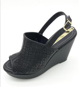 6ebf8d49f4 Bono Salta Mulher Anabela Moleca - Sapatos para Feminino no Mercado Livre  Brasil
