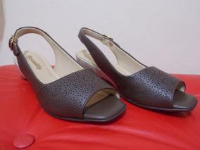 bf60132843 Sandalia Anabela Usada - Sandálias e Chinelos para Feminino