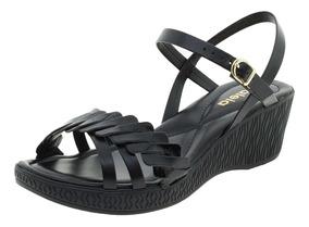 b49a0238a Calçados Amigão Feminino Sandalias Azaleia - Sapatos com o Melhores ...