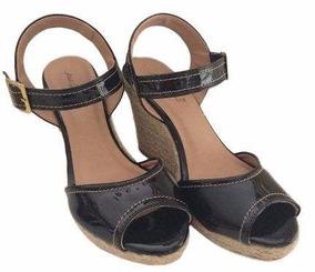 6cd110575 Sapato Ana Gimenez - Sapatos Preto no Mercado Livre Brasil