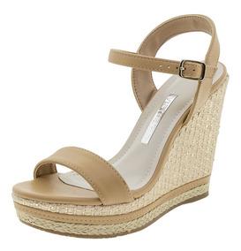 39406ff4 Sandalia Anabela Via Marte - Sapatos com o Melhores Preços no ...
