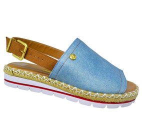 236864d086 Sandalias Vizzano Azul Claro - Sapatos no Mercado Livre Brasil