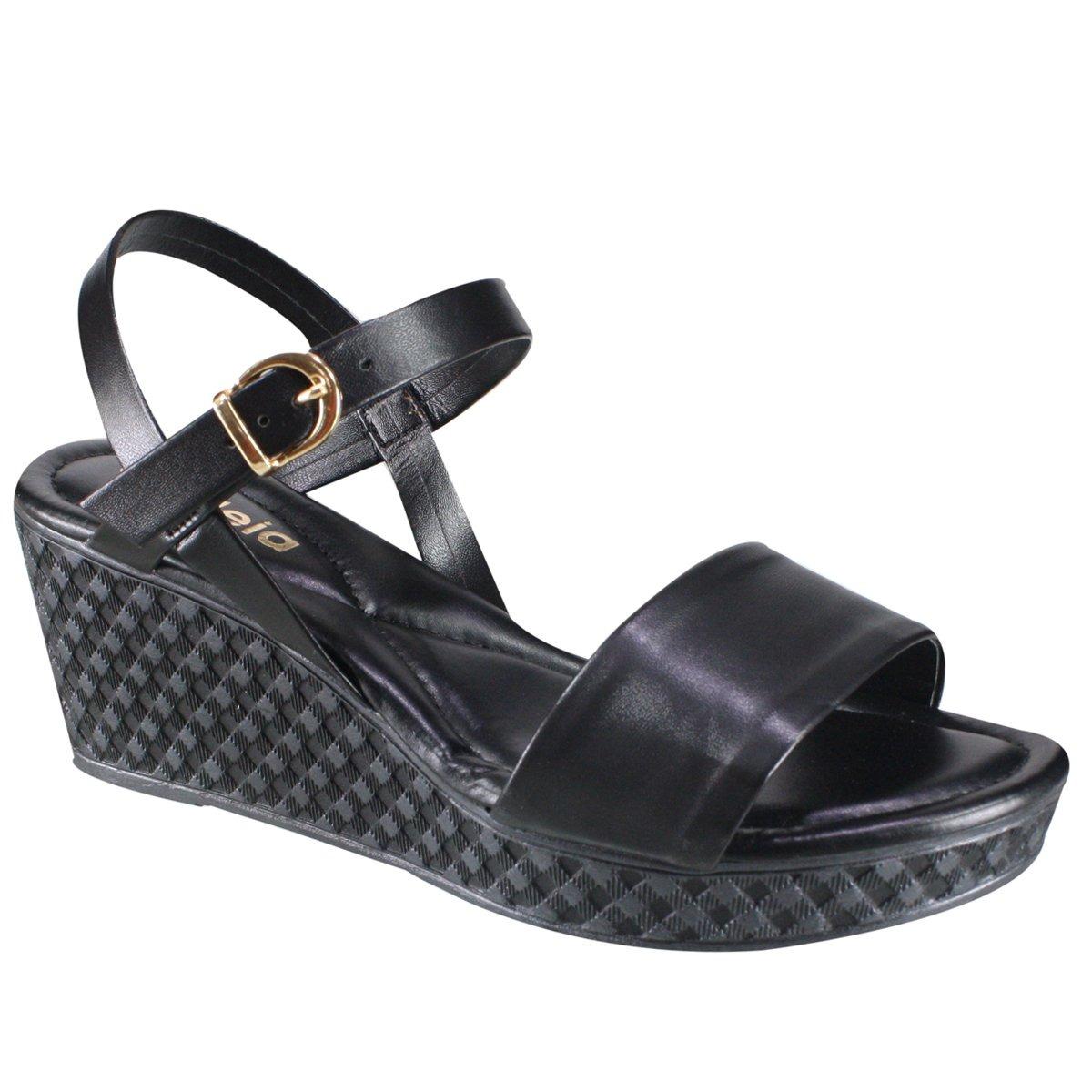 9413108e6 sandália feminina azaleia anabela 679/245 | katy calçados. Carregando zoom.