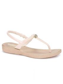 7079ccfd2 Sandalia De Dedo Com Salto Alto Feminino Azaleia - Sapatos com o Melhores  Preços no Mercado Livre Brasil
