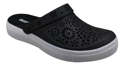 sandália feminina babuche estilizado tendência alta solar bo