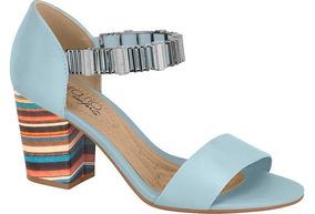 011ed73e2 Sandalia De Amarrar Colcci Feminino Beira Rio - Sapatos para ...
