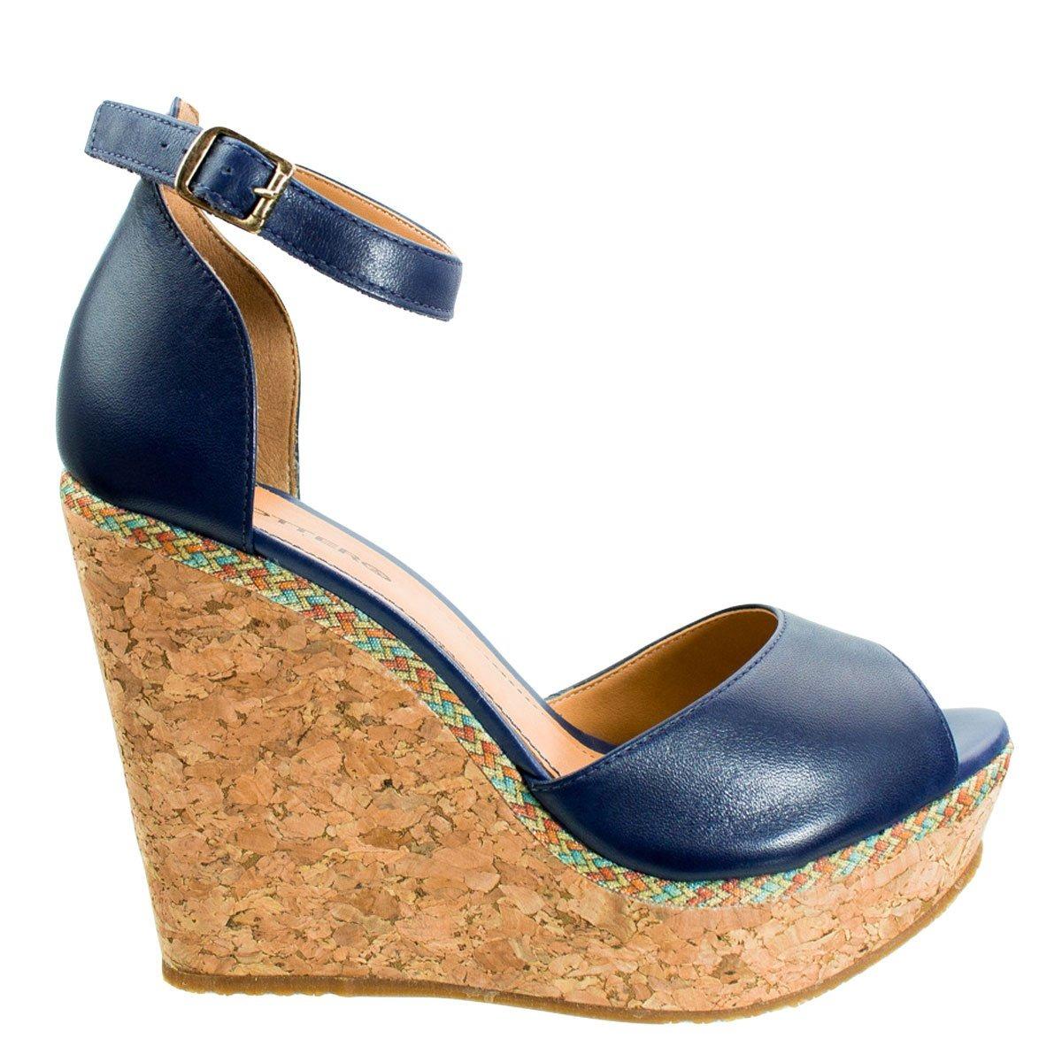 70ac1e78e sandália feminina bottero palmas salto anabela promoção. Carregando zoom.