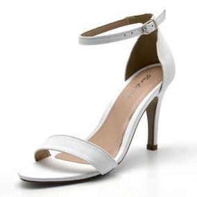 c560e48722 Sandalias Salto Alto Luxo Mais Lindos - Sapatos no Mercado Livre Brasil
