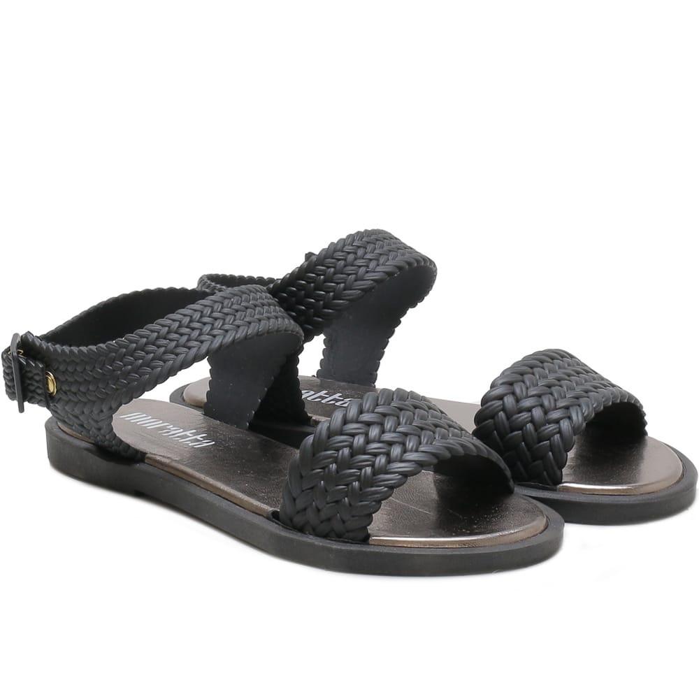 02d06ddda0 sandalia feminina chinelo gladiadora morata silicone coleção. Carregando  zoom.