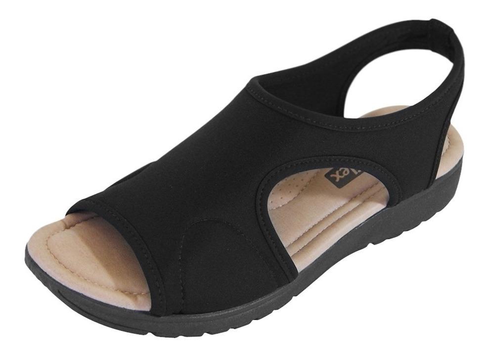aeec19a42 Sandália Feminina Comfortflex Conforto Lycra - R$ 137,00 em Mercado ...