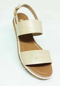22d5b316dd Sandália Sua Cia Feminino - Sapatos no Mercado Livre Brasil