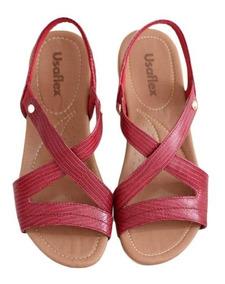 0472986bb Colecao Sapatos Usaflex - Sapatos com o Melhores Preços no Mercado Livre  Brasil